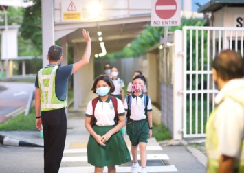 Easing kids back to school: Singapore reopens to new normal