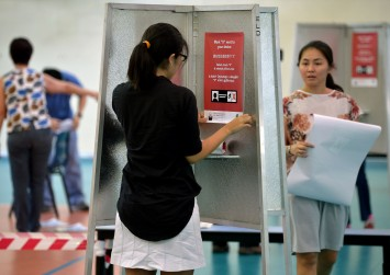 GE2020: A first-time voter's guide to voting on voting day, by a first-time voter