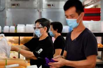 Coronavirus: Face masks to be default option for people when out, face shields don't provide enough protection