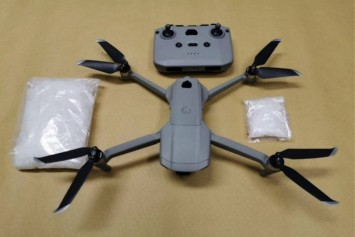 Two men used drone to transport drugs from Johor Baru to Kranji Reservoir Park