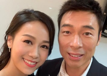 Scandal lovers 14 months later: Andy Hui resumes work,  Jacqueline Wong spotted with a new man
