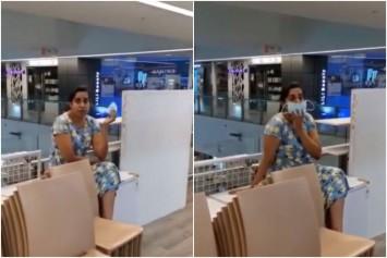 Coronavirus: Woman caught not wearing mask in Sun Plaza tells court she has multiple personalities