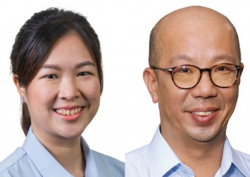 Not easy but felt right: WP's He Ting Ru on contesting GE2020 with husband Terence Tan