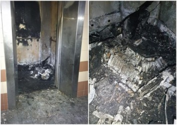 Man, 20, dies after PMD catches fire in Woodlands lift