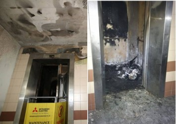 PMD lift fire: 10 seconds all it took to claim life of 20-year-old delivery rider