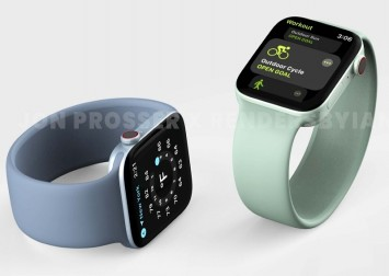 The next Apple Watch said to have thinner bezels, new design and faster chip