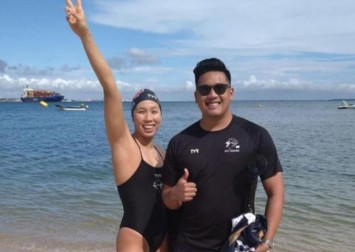 Chantal Liew first Singaporean to qualify for Olympic open water swimming