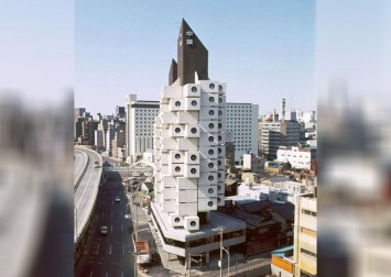 Japan calls time on the Nakagin Capsule Tower, a once futuristic vision of 'metabolism' architecture