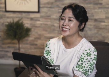 Xiang Yun on Huang Wenyong, meeting husband Edmund Chen, cries after watching clips from celebs like Elvin Ng and Felicia Chin