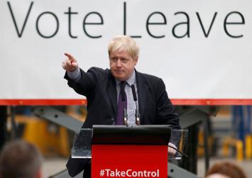 Former UK foreign secretary Johnson apologizes for failing to publish earnings
