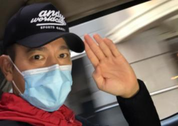 Andy Lau's wife asked 148 monks to pray for his recovery