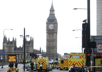 London attacks: British police say 75-year-old man injured in attack on parliament has died