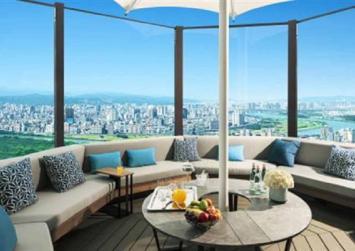 Jay Chou's $27 million Taipei penthouse has incredible views of the city