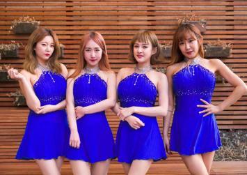 Cutting edge: K-pop band praise plastic surgery beauty