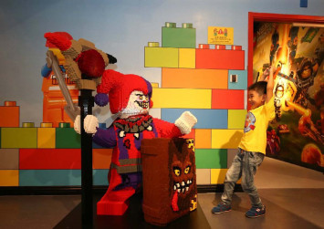 Legoland theme park to open in Shanghai in 2022