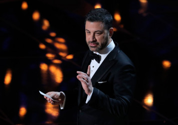 Oscar host Kimmel mines Hollywood sexual misconduct scandal for laughs