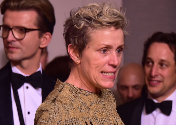 Oscar winner Frances McDormand wants an 'inclusion rider' - what's that?