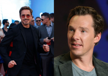Robert Downey Jr, Benedict Cumberbatch will be in Singapore for Avengers: Infinity War