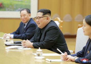 North Korea leader Kim Jong Un visits China: Bloomberg