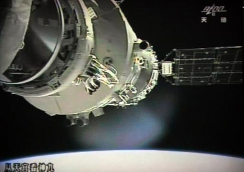 China's Tiangong-1 space lab expected to fall to Earth by Monday
