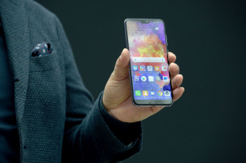 Huawei beats Apple to take second spot in global smartphone market