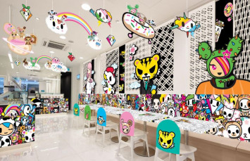 World's first Tokidoki pop-up cafe to open in Singapore March 29