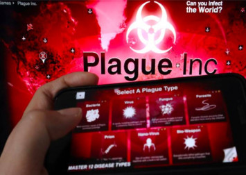 Chinese regulators remove Plague Inc game from Apple's China app store