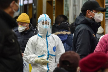 Coronavirus: Faeces and urine can transmit the infection, Chinese authorities say