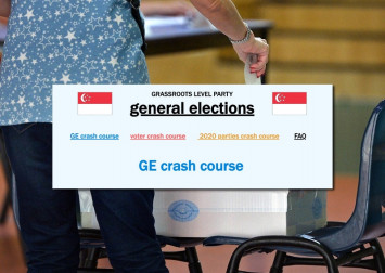 Former SOTA students develop website with General Election crash courses for first time voters