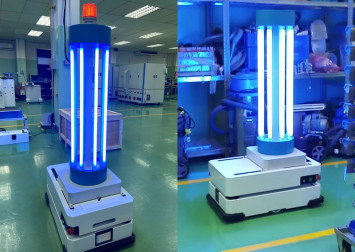 Singapore rolls out autonomous UV disinfection robot that can (maybe) kill the coronavirus