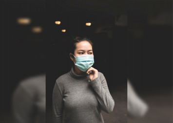 Wearing masks can make skin more sensitive and acne-prone, says doctor
