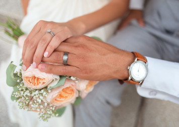 Love in the time of Covid-19 is a wedding stuck in limbo