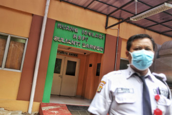 At least 5 suspected Covid-19 patients have died in Indonesia