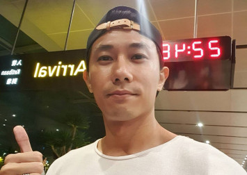 Desmond Tan felt 'vulnerable' after Bali robbery, and barricaded villa door with table, chair, luggage