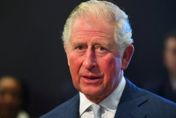 Britain's Prince Charles tests positive for Covid-19