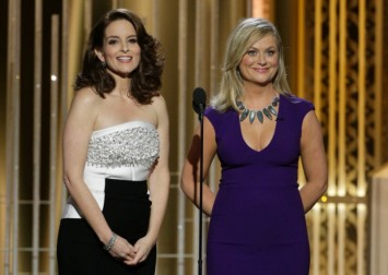 Tina Fey and Amy Poehler call out lack of diversity within Hollywood Foreign Press Association at Golden Globes