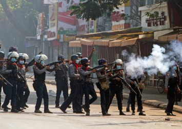 Myanmar coup: 19 policemen seek shelter in India to avoid military junta's violent crackdown