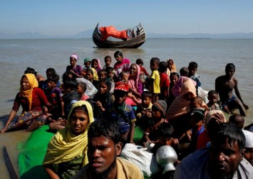 Fate of 81 Rohingya adrift at sea for weeks hangs in limbo, rights group says