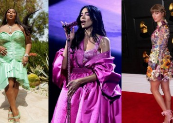 10 best fashion moments from the 2021 Grammy Awards