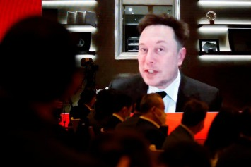 Musk says Tesla would be shut down if its cars spied in China, elsewhere