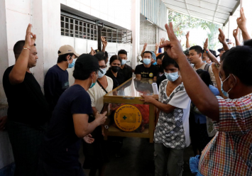 Military tightens grip, death toll among anti-coup protesters rises as Myanmar seethes