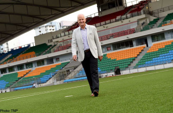 Football: Lions must beat Malaysia, says coach Stange