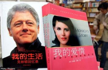 Monica Lewinsky breaks silence on Clinton affair