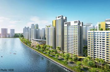 HDB to launch high-tech flats in Punggol