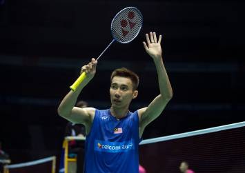 Badminton: Malaysian Lee's smash recognised as fastest