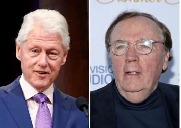 Bill Clinton co-writes White House thriller