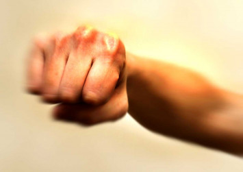 Jail, fine for man who choked wife and punched 8-year-old stepdaughter