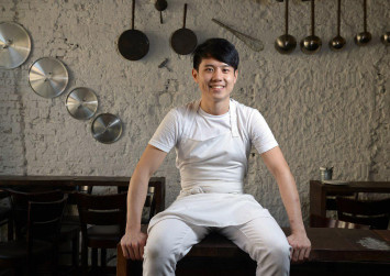 How this young Singaporean chef became a world-class caterer