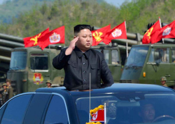 North Korea fires unidentified projectile from eastern region