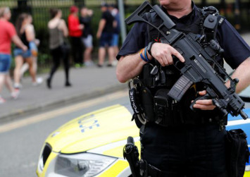 Britain says some Manchester bombing members potentially still at large